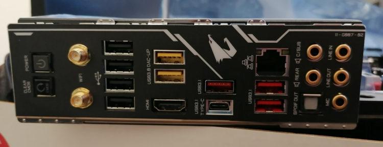 Gigabyte Z390 AORUS MASTER G2, image 13