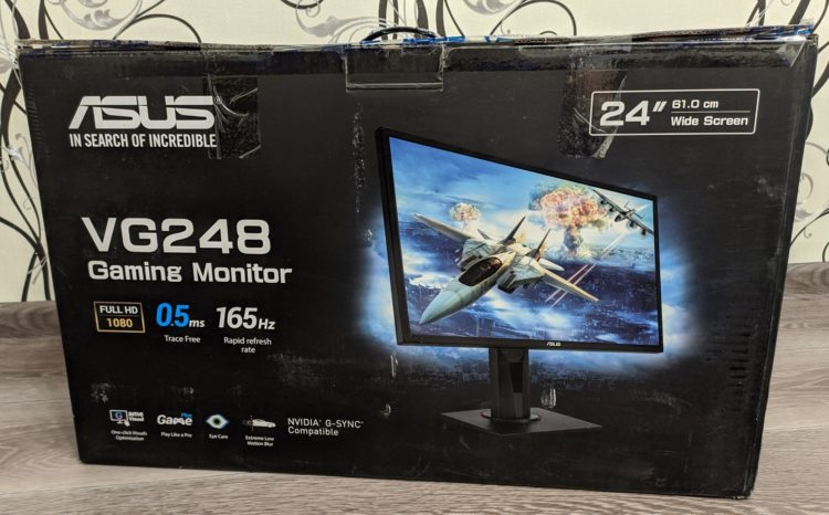 Asus VG248QG Game Monitor, image 13