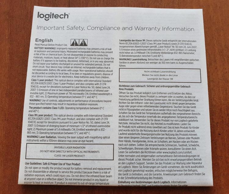Logitech G502 LIGHTSPEED Wireless Mouse, image 14