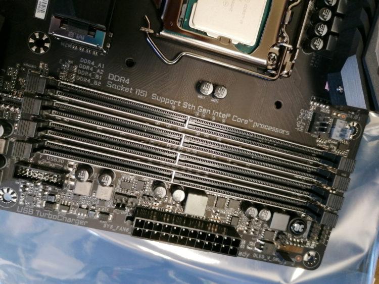 Gigabyte Z390 AORUS MASTER G2, image 14