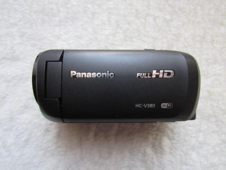 Panasonic HC-V380 Camcorder, image 1