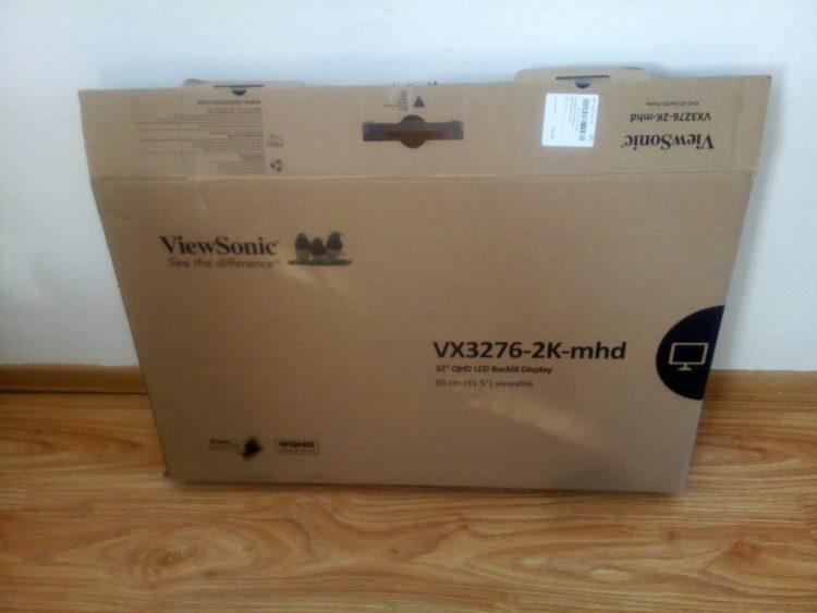 Viewsonic VX3276-2K-mhd image 1
