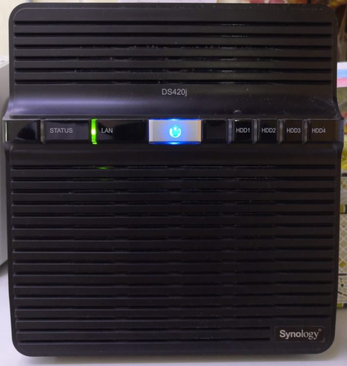Synology DS420j NAS image 2