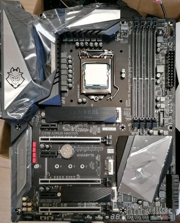 Gigabyte Z390 AORUS MASTER G2, image 2