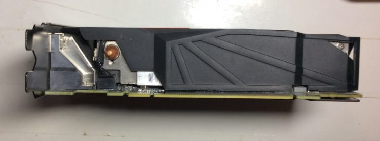 GIGABYTE GeForce GTX 1080 Mini ITX, image 2