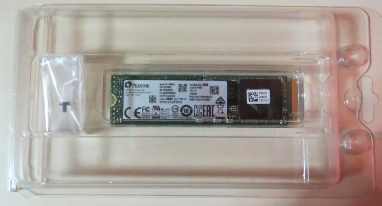 SSD Plextor M.2 2280 M9PY Plus 1.0 TB, image 3