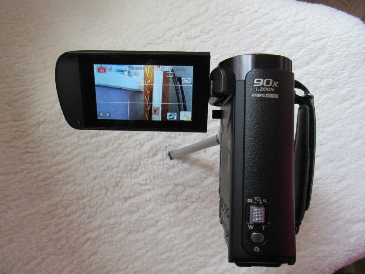 Panasonic HC-V380 Camcorder, image 3