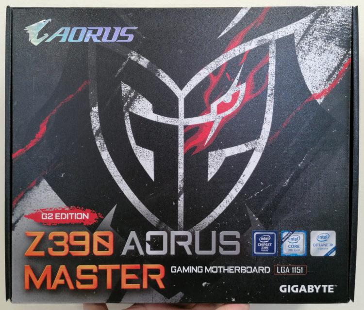 Gigabyte Z390 AORUS MASTER G2, image 3