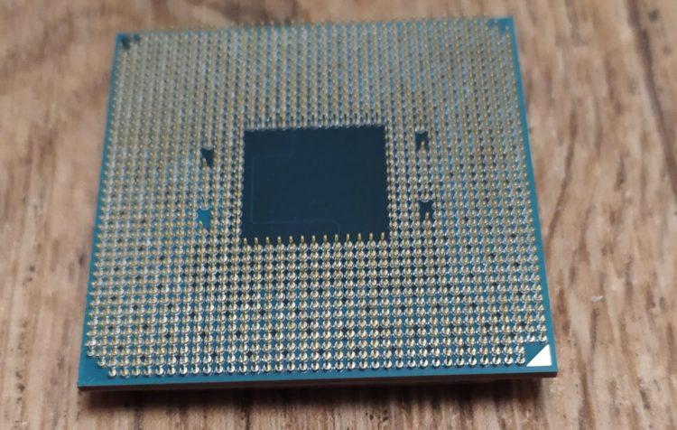 AMD Ryzen 3 3200G pins