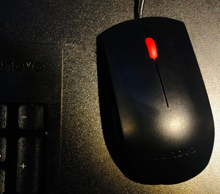 Lenovo ThinkCentre M90n-1 Nano mouse