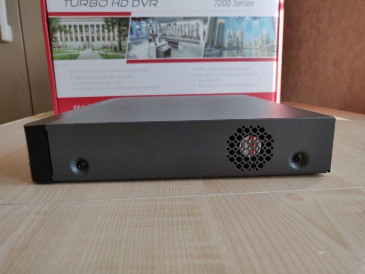 Hikvision DS-7208HQHI-K1 Video Recorder image 4