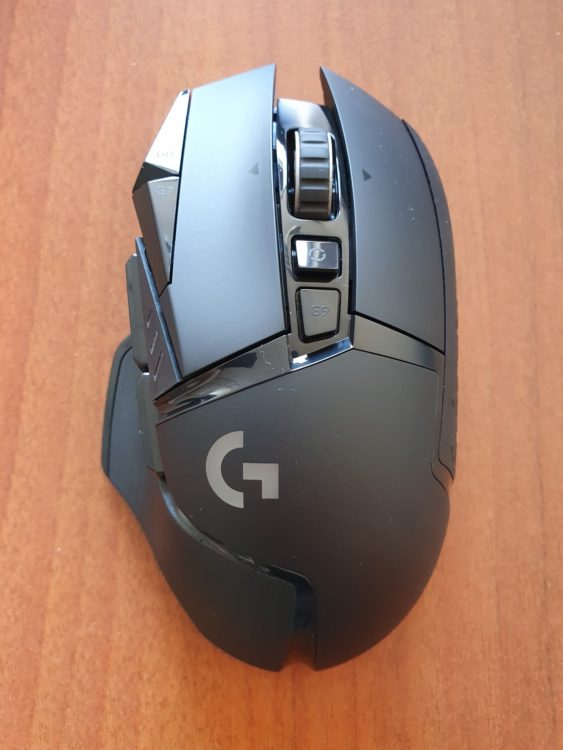 Logitech G502 LIGHTSPEED Wireless Mouse, image 4