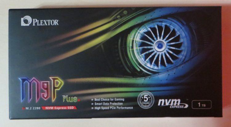SSD Plextor M.2 2280 M9PY Plus 1.0 TB, image 5