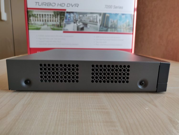 Hikvision DS-7208HQHI-K1 Video Recorder image 5