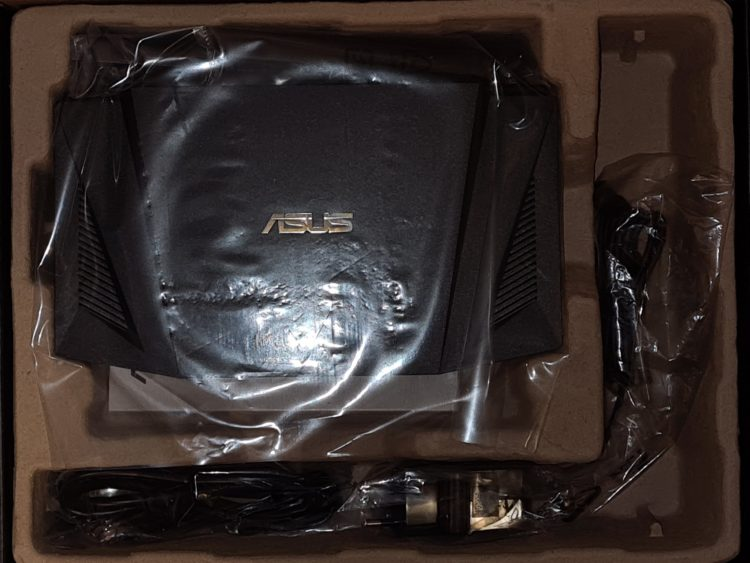 Wi-Fi Asus RT-AX58U Router, image 5