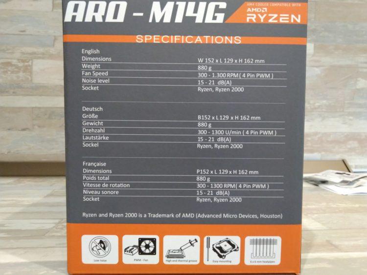 Thermalright ARO-M14G, image 5