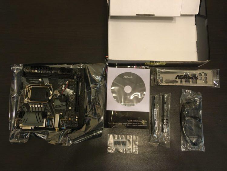 ASRock B365M-ITX/ac image 6