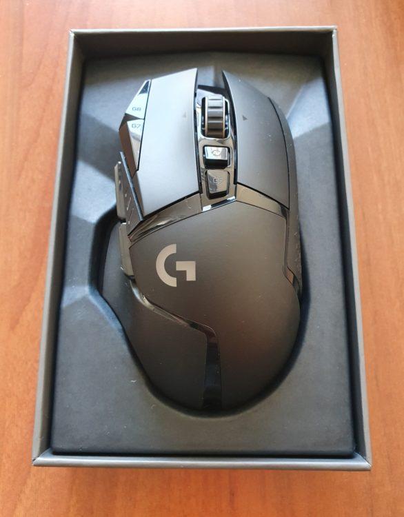Logitech G502 LIGHTSPEED Wireless Mouse, image 7