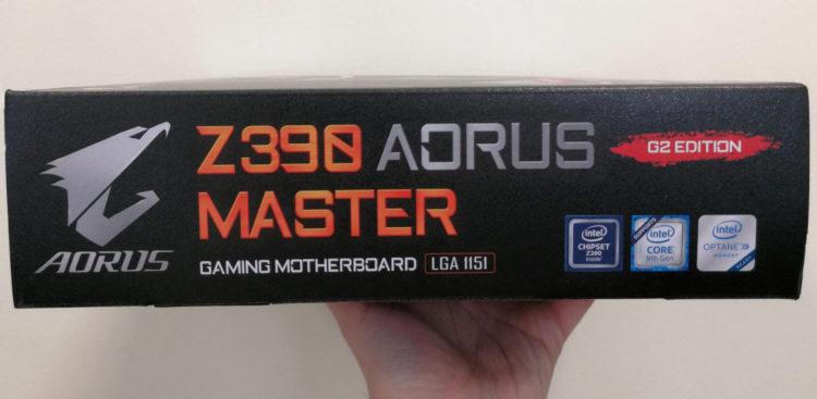Gigabyte Z390 AORUS MASTER G2, image 7