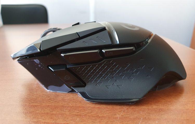 Logitech G502 LIGHTSPEED Wireless Mouse, image 8