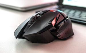 Logitech G502 LIGHTSPEED Wireless Mouse
