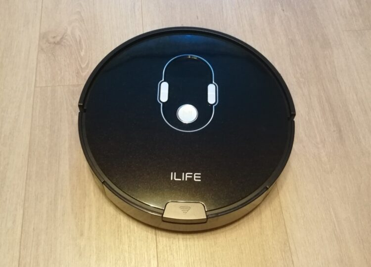 iLife A7 Robot Vacuum Cleaner, image 1