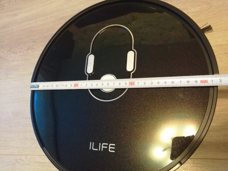 iLife A7 Robot Vacuum Cleaner, image 5