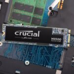 Review on Crucial M.2 MX500 SSD 250GB 2280 SATA3 CT250MX500SSD4