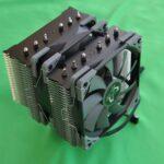 Review on CPU Cooler Scythe Fuma 2 SCFM-2000