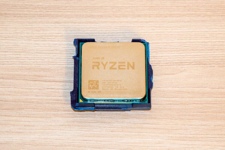AMD Ryzen 5 3350G, image 2