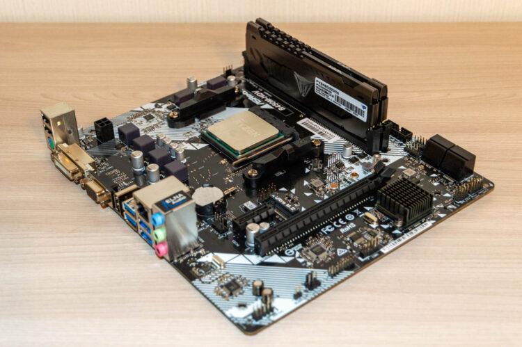 AMD Ryzen 5 3350G, image 5