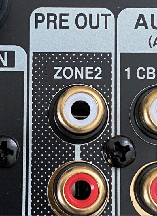 AV Receiver Denon DRA-800H, image 12