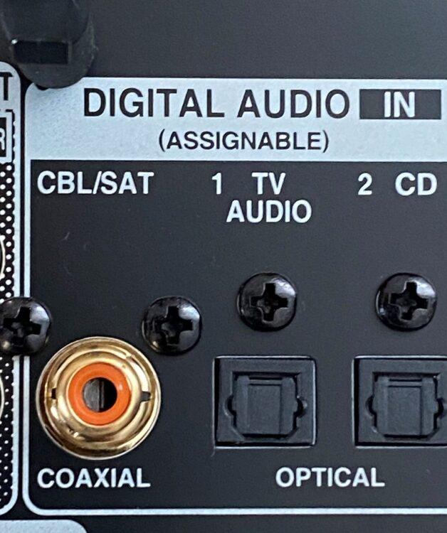 AV Receiver Denon DRA-800H, image 18