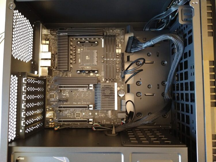 Motherboard ASUS PRO WS X570-ACE, image 19