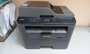 Brother DCP-L2540DN Laser MFP, image 1
