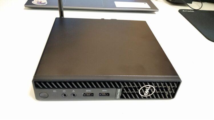 Dell Optiplex 3080 Micro i3 10100T Mini, image 1