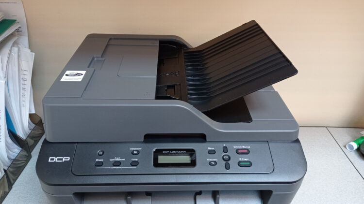 Brother DCP-L2540DN Laser MFP, image 2