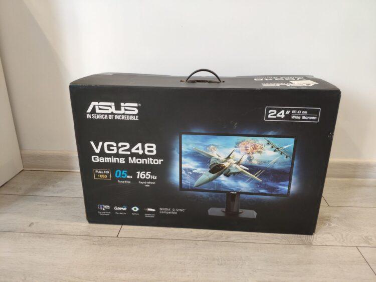 Gaming Monitor Asus VG248QG Black, image 2