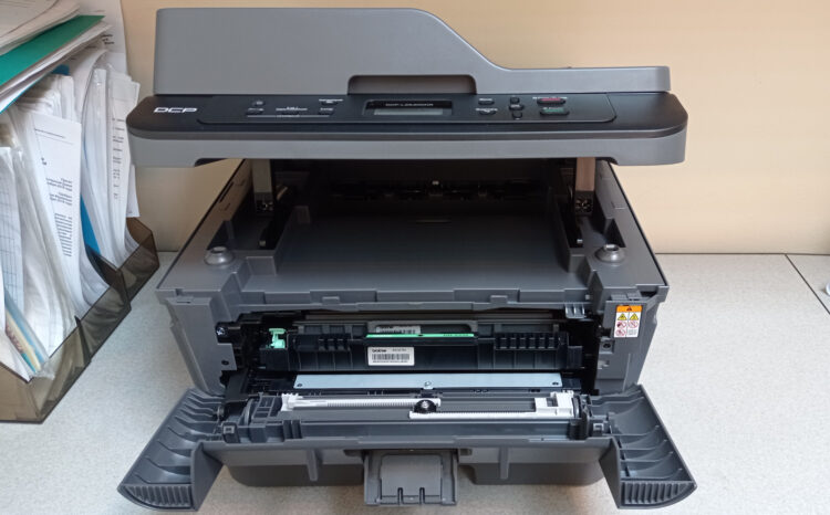 Brother DCP-L2540DN Laser MFP, image 3