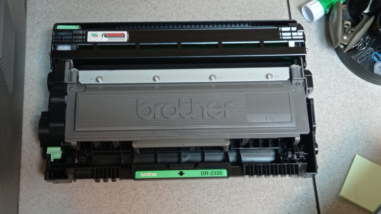 Brother DCP-L2540DN Laser MFP, image 4
