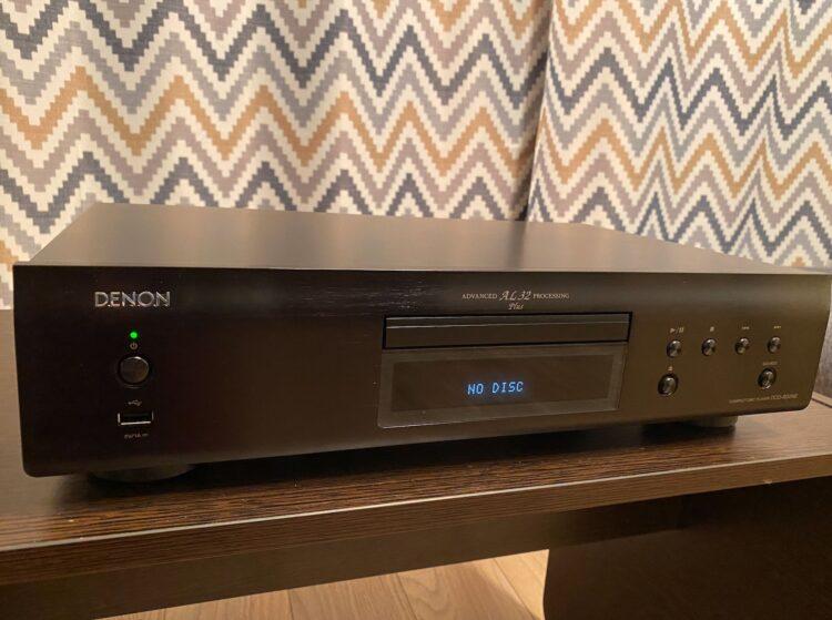 Denon DCD-800NE CD Player, image 4