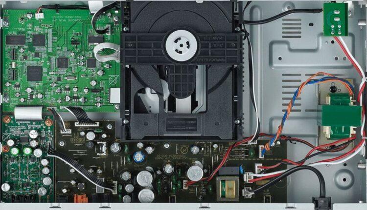 Denon DCD-800NE CD Player, image 6