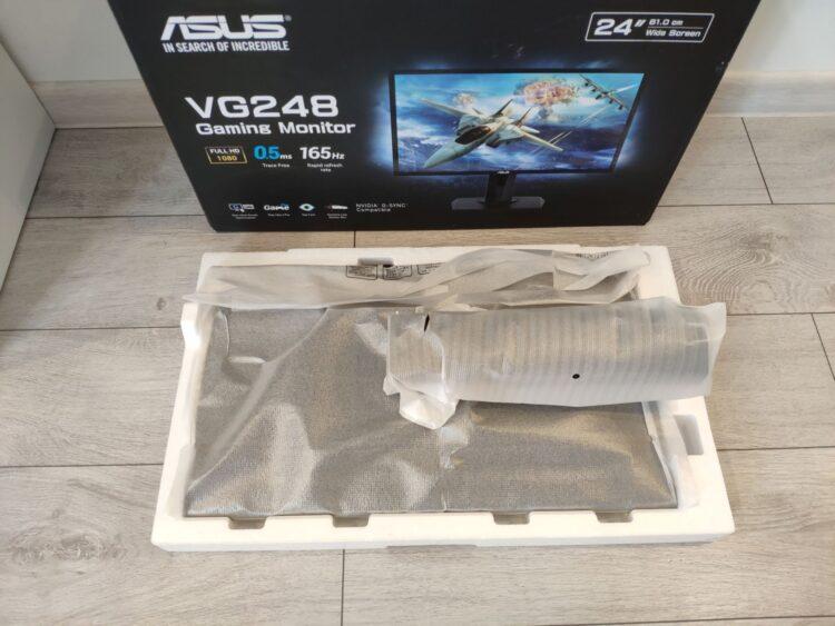 Gaming Monitor Asus VG248QG Black, image 6