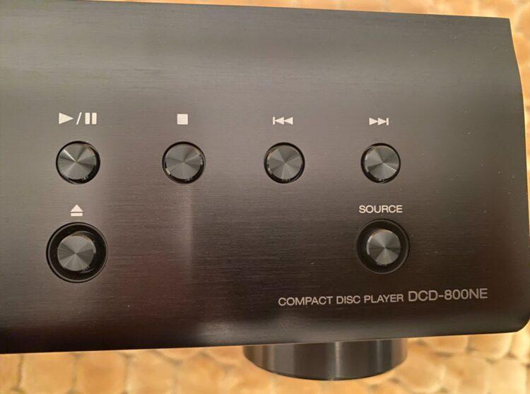 Denon DCD-800NE CD Player, image 7