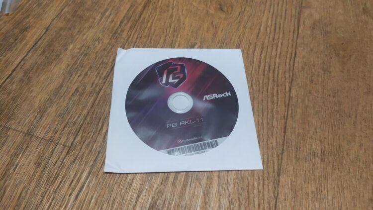 AsRock H570 PHANTOM GAMING 4 image 9 (Driver Disk)